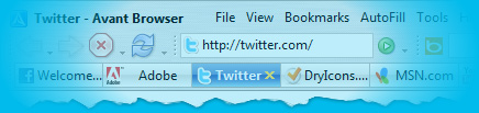 Avant Browser 9.02.033